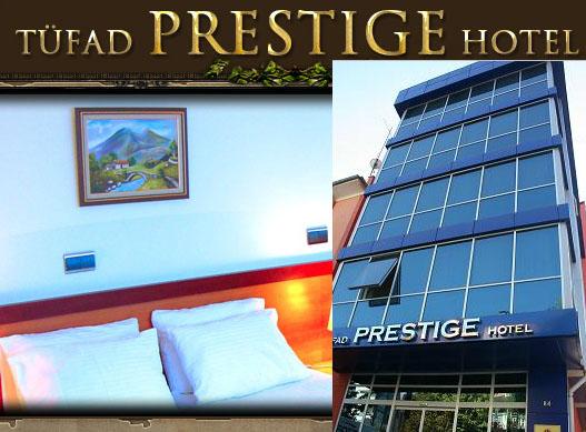 Tüfad Prestige Hotel - Ankara / Türkiye